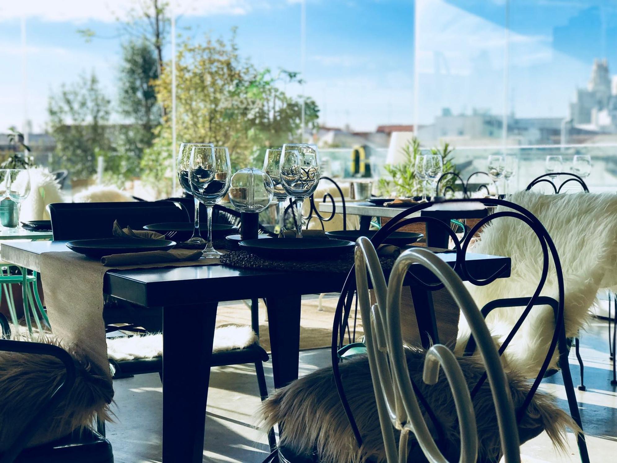 5 Terrazas Nuevas Para Disfrutar Madrid Blog Hotel Regente
