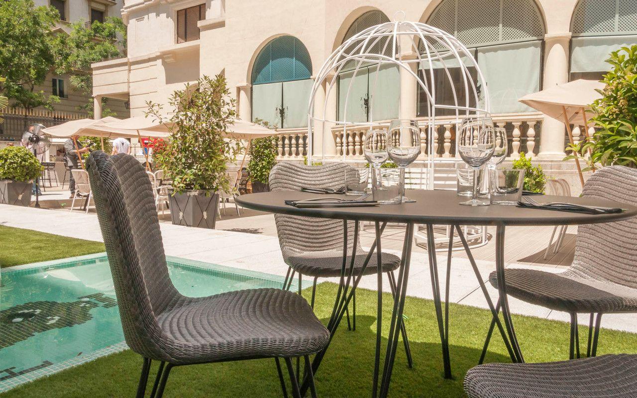 Las Terrazas Más Cool De Madrid Blog Hotel Regente